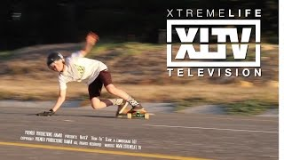 HOW-TO  slide a longboard skateboard 101