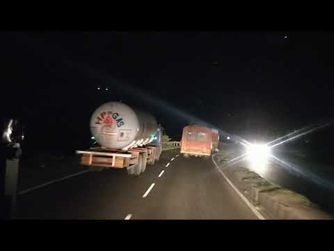 Shivshahi Vs Shivvneri Bus Speed Supper Fast Bus In Pune Aurangabad Expressway