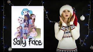 geek TV: Sally Face обзор игры
