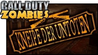KNEIPE DER UNTOTEN ★ Call of Duty Zombies (Zombie Games)