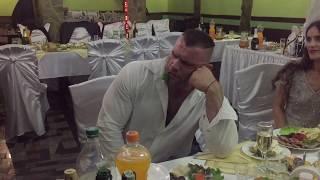 """Качок на свадьбе отжигает. По мотивам к/ф """"Афоня"""""""