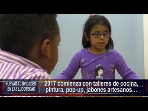 Ludotecas Santander (Primer trimestre 2017)
