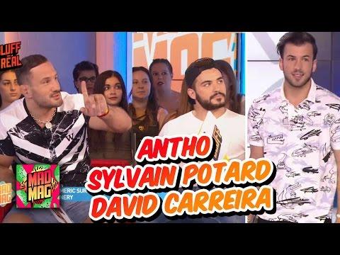 Nouveauté - Le Mad Mag du 02/06/2017 avec Antho et David Carreira