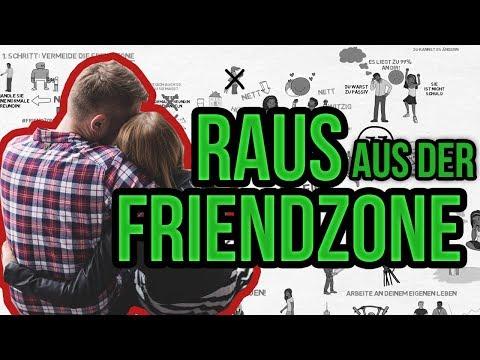 3 Schritte um wieder RAUS aus der FRIENDZONE zu kommen