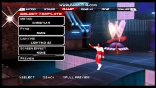 "WWE SVR 11 Jushin ""Thunder"" Liger Entrance"
