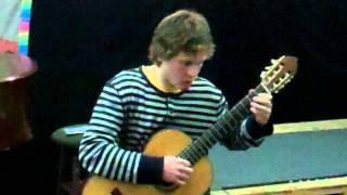 Paul Holmes - music
