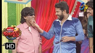Hyper Aadi, Raising Raju Performance | Jabardasth | 17th May 2018 | ETV Telugu