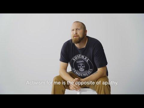 #materialactivist Interview Series by Lovia pt. 1: Karri Paleface Miettinen