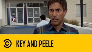When They Literally Mean a Dollar Can Save a Child...   Key and Peele   22 January