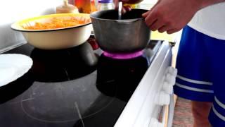 Рецепт корейской морковки(Решил поделиться рецептом приготовления корейской морковки. Возникнут вопросы, пишите их в комментариях..., 2015-06-21T21:25:48.000Z)