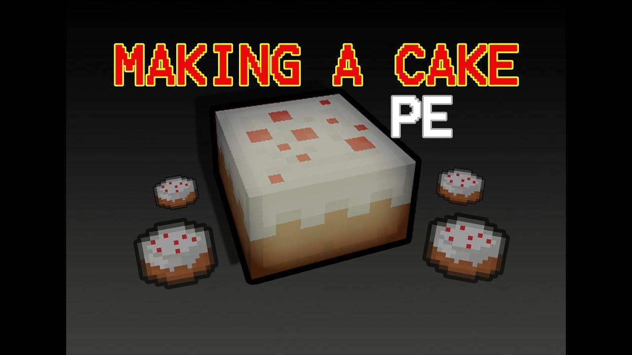How i make the cake