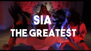 Baixar @SiaVEVO The Greatest || Nookabooyah's Choreography || D Maniac Family
