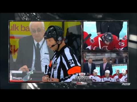 NHL controversy in Senators - Canadian Series