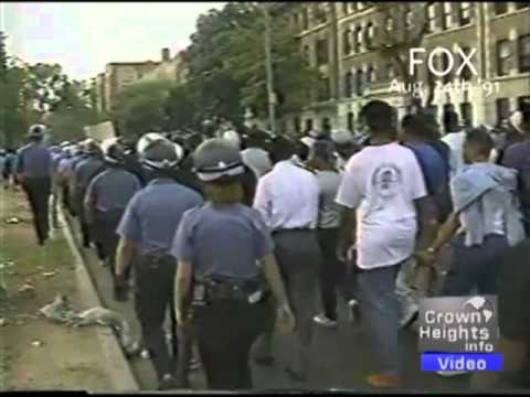 the crown heights riot essay Are there any radical texts about the crown heights riot in 1991 also the papers the jewish week and the jerusalem post, but again it is more event coverage.