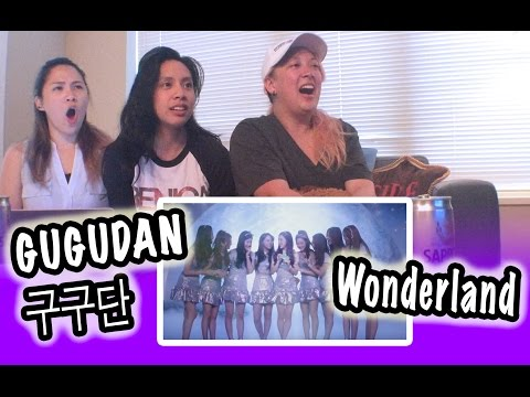 [KPOP REACTION] GUGUDAN 구구단  -- WONDERLAND