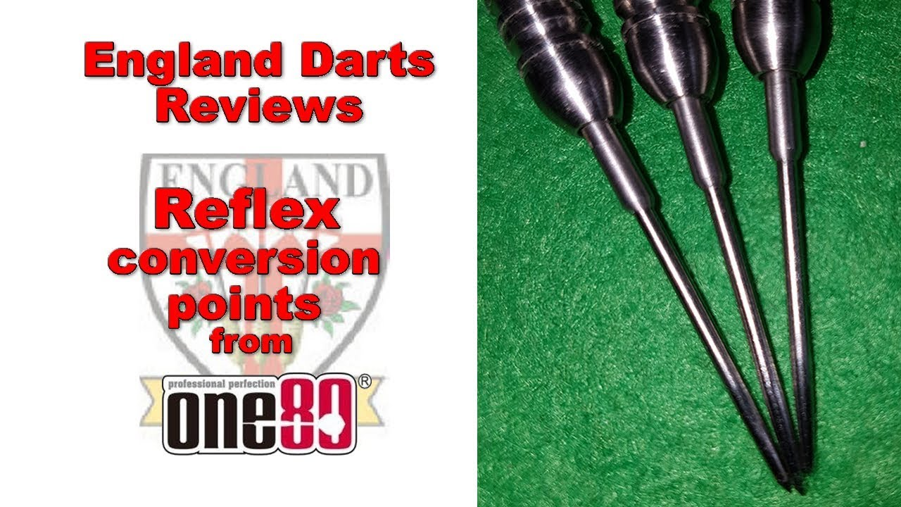 Reflex Conversion Points From One80 Release Date Nov 1st 2017 Youtube