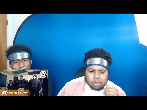 HE MOVING PACKS!!! AJ Tracey - Packages #MicCheck (Reaction)