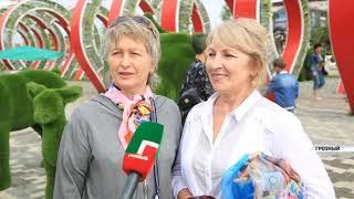 В год двухсотлетия столицы отмечен заметный рост туристов, прибывающих в Чеченскую Республику