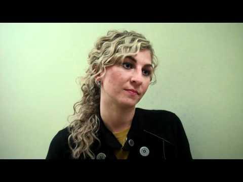 Jenny Hansen Postgame Interview (3/4)