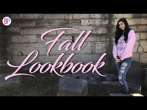 Fall Lookbook 2018