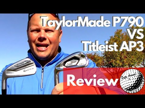 Titleist 718 AP3 vs TaylorMade P790 Irons Review