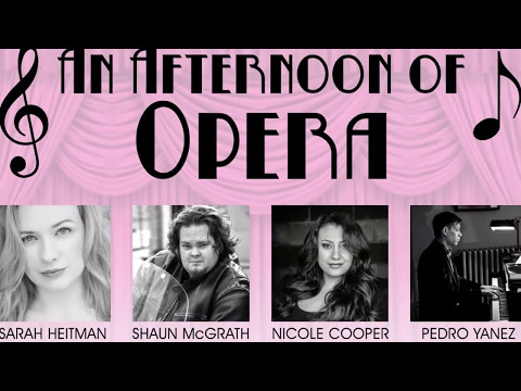 An Afternoon of Opera