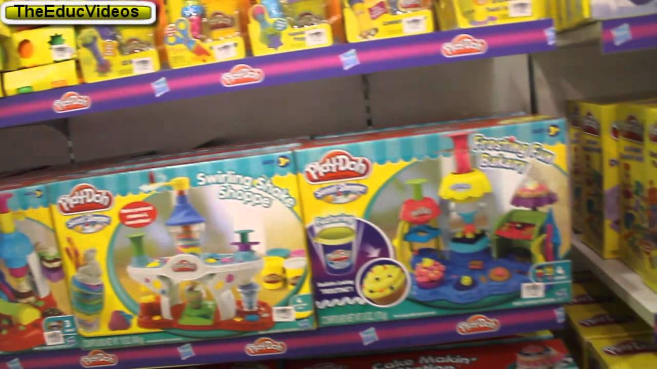 Toys R Us Pack And Play : Play doh playset ice cream shoppe mega pack sweet