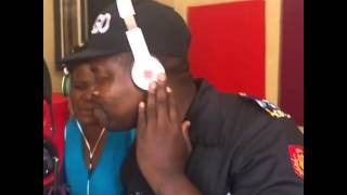 Mashabela Galene and Candy (Tsa-mandebele) making hits with Mash O