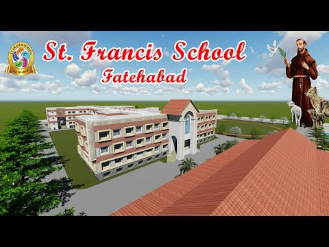 St.Francis School -Fatehabad. Virtual Christmas Celebration 2020