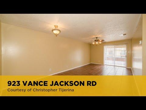 923 VANCE JACKSON RD  San Antonio, TX 78201 | Christopher Tijerina | Top Real Estate Agent