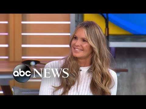 Elle Macpherson shares her favorite Aussie word for first base