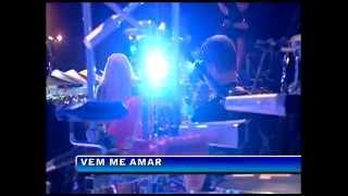 1º DVD MENINA FACEIRA (COMPLETO) Ao Vivo Araci-BA 2005