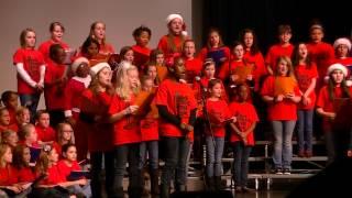 Kadee...McBride Show Choir Christmas Performance 2012 Pt. 1