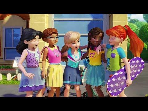 Lego Friends - Meet The Girls !