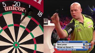 Dutch Darts Masters 2018 - Final - Van Gerwen v Lennon