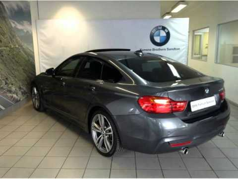 2014 bmw 4 series 435i gran coupe m sport auto auto for sale on auto trader south africa youtube. Black Bedroom Furniture Sets. Home Design Ideas