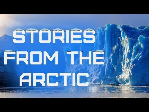 Stories From the Arctic scary true paranormal investigation  in eskimo territory