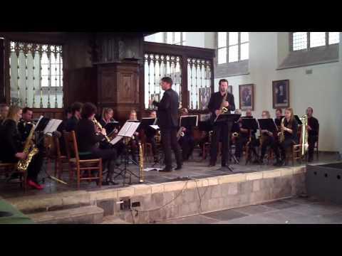 Westland Saxofoon Orkest Oude Kerk Klassiek Naaldwijk
