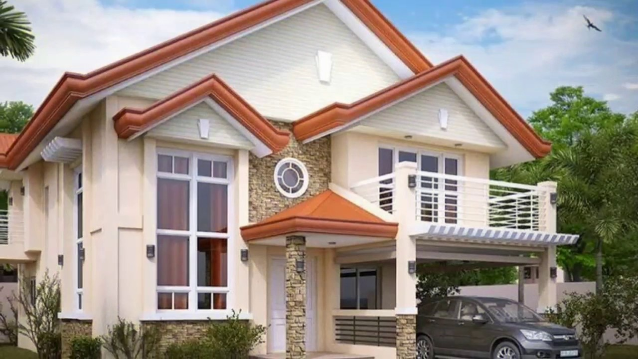 Elegant New House Design 2017
