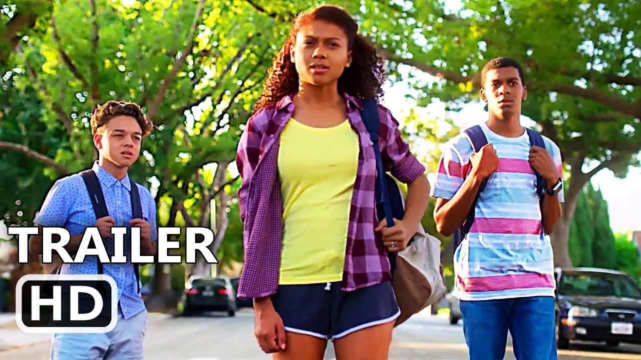 Movie Poster 2019: ON MY BLOCK Official Trailer (2018) Netflix Teen Comedy HD