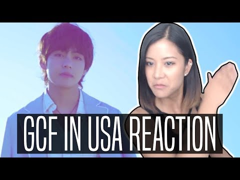 G.C.F IN USA REACTION | How dare you...