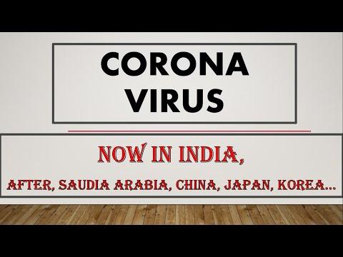 Corona Virus In India