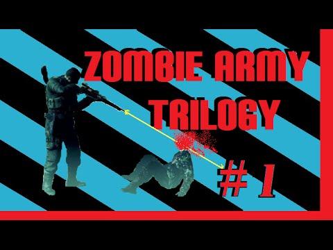 ZOMBIE ARMY TRILOGY #1 Flex-Tango  