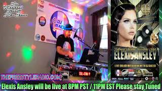 DJ RACER INTERVIEW WITH ELEXIS ANSLEY - 05/29/2020