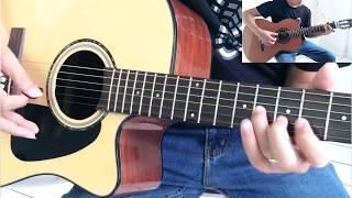 Hòa tấu guitar - Mưa Rừng - Ngocluu. Photography