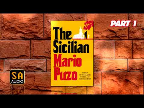 The Sicilian By Mario Puzo PART 01 Godfather Book 2