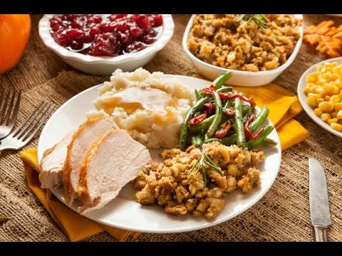 Thanksgiving Buffet at Golden Corral SON!! Is it worth 15 bucks??