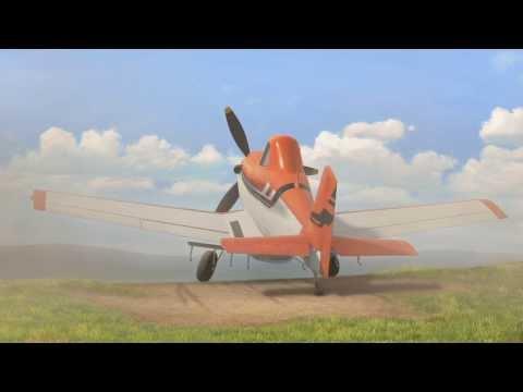 Samoloty - Dusty