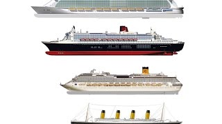 The Biggest Cruise Ships 2015 Top 10
