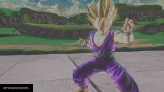 gohan teen and a16 vs prefect cell and cell jr